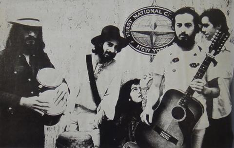 Resultado de imagen de Dura vida del musico rock en la calle en los 60
